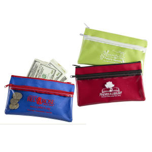 Promotional Vinyl ID Pouch/Holders-734