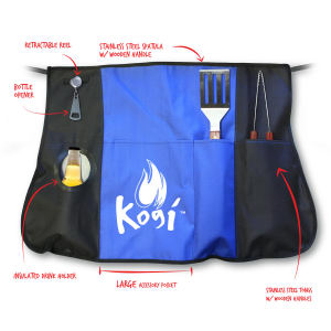 Promotional Aprons-BBQ05