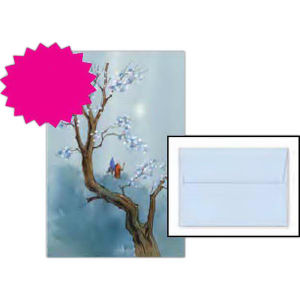 Promotional Greeting Cards-5410