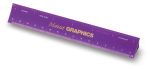 Promotional Rulers/Yardsticks, Measuring-3620