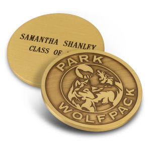 Promotional Tokens & Medallions-06K-4