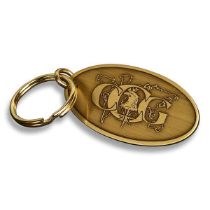 Promotional Metal Keychains-05K-3