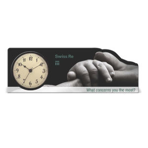 Promotional Desk Clocks-PL-CLOCK-D1