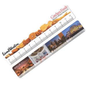 Promotional Rulers/Yardsticks, Measuring-PL-RUL-12