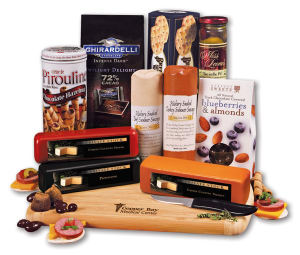 Promotional Gourmet Gifts/Baskets-L675-Cheese