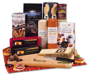 Promotional Gourmet Gifts/Baskets-L674-Cheese