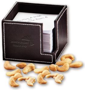 Promotional Jotters/Memo Pads-LNH102-Nuts