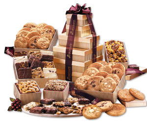 Promotional Gourmet Gifts/Baskets-GS8606-Baked