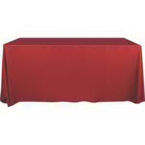 Blank Polyester table covers.