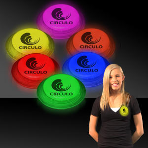 Promotional LED/Flashing Buttons-GSC10