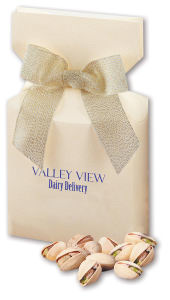 ivory gift box filled