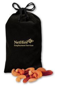 Promotional Vinyl ID Pouch/Holders-VB116BLK-Nuts
