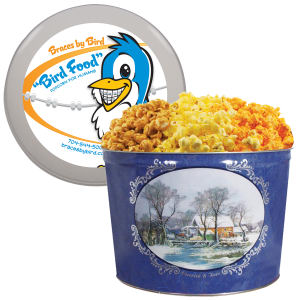 Promotional Containers-TINS T2GA-CI