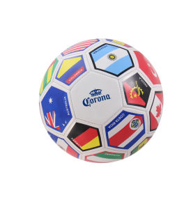 Regulation size soccer ball,