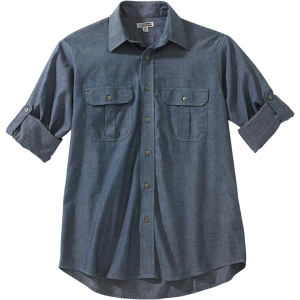 Promotional Button Down Shirts-1298