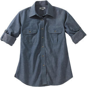Promotional Button Down Shirts-5298