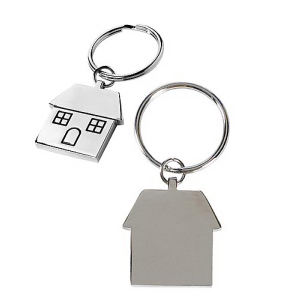 Promotional Metal Keychains-K4008