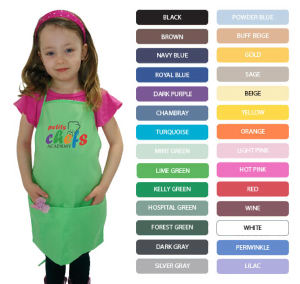 Decorated - Kids poly/cotton
