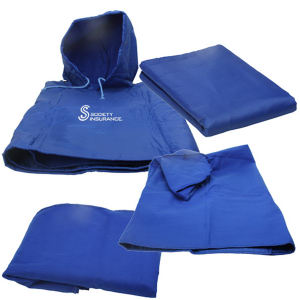 Promotional Rain Ponchos-250-4IN1