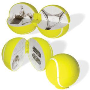 Multi-messenger Tennis ball.
