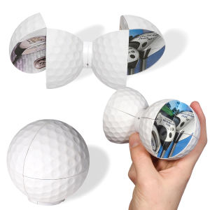 Multi-messenger Golf ball.