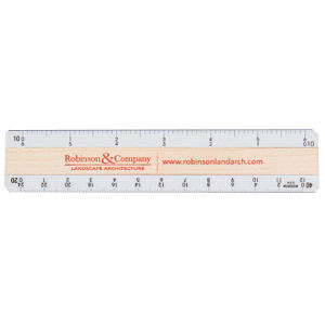 4 Bevel Ruler with