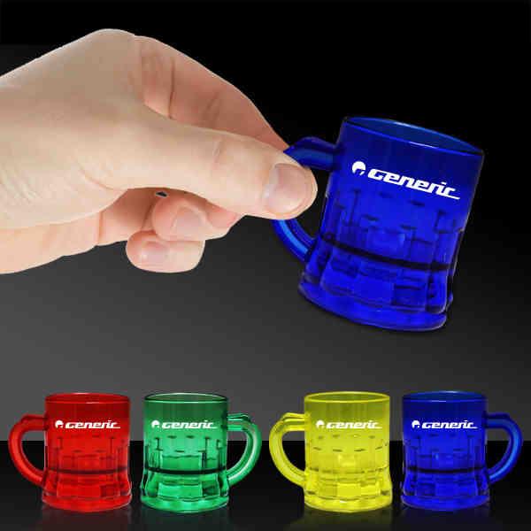 1 oz., mug shaped