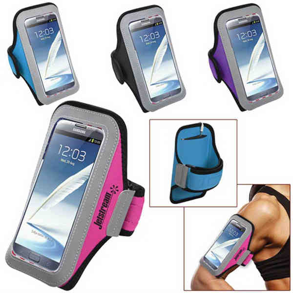 Armband with large cellphone