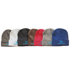Promotional Knit/Beanie Hats-HB-3502AS