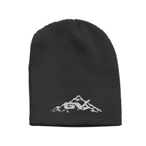 Promotional Knit/Beanie Hats-HB-3513BK