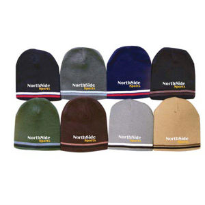 Promotional Knit/Beanie Hats-HB-3521AS