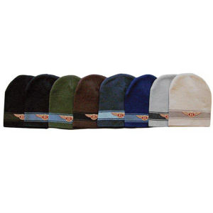 Promotional Knit/Beanie Hats-HB-3522AS