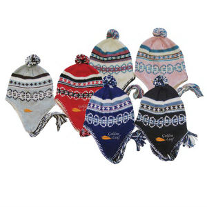 Promotional Knit/Beanie Hats-HE-3538AS