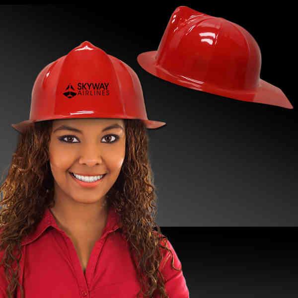 Novelty firefighter hat made