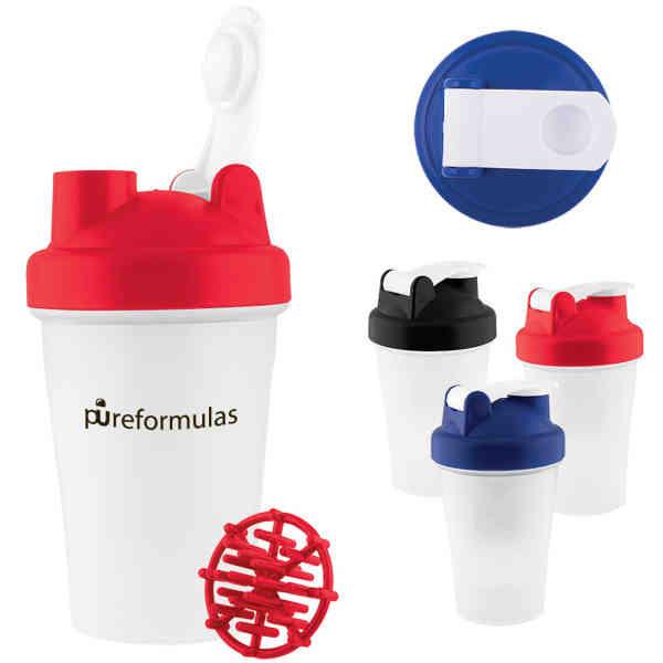 12 oz plastic fitness