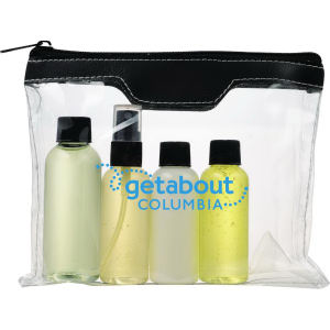 Air safe toiletry kit,