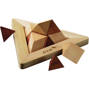 Master pyramid, 6