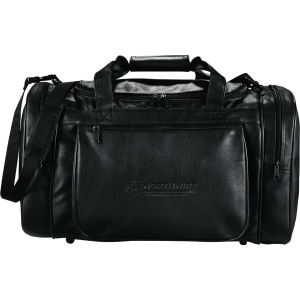 Black DuraHyde duffel bag