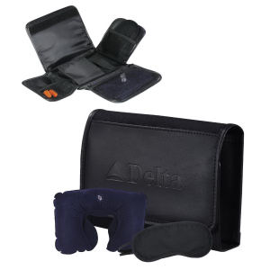 Comfort travel set includes