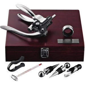 Executive wine collector's set