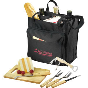 Picnic carrier set, with