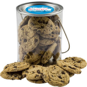 Promotional Candy Jars-CAN-COOKIE