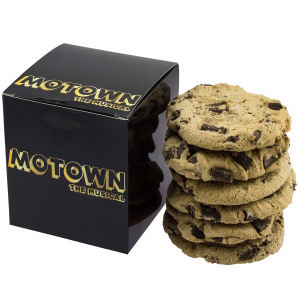 Promotional Candy Jars-CUBE-COOKIE