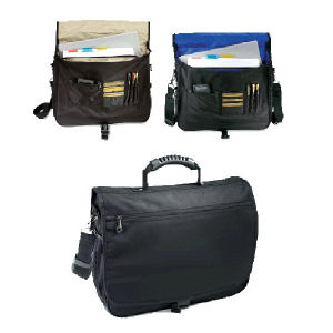 Polyester Promotional messenger bag