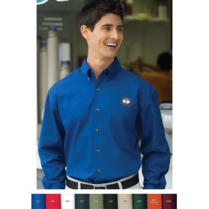 Promotional Button Down Shirts-1200