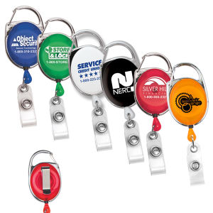Promotional Retractable Badge Holders-RBRCA
