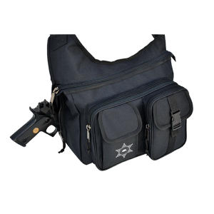 Sling shoulder pack with
