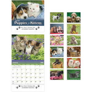 Promotional Wall Calendars-2101