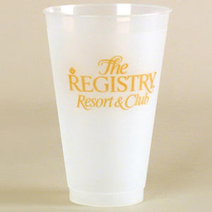Promotional Plastic Cups-PF20