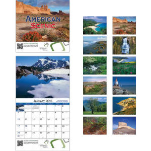Promotional Wall Calendars-245 PC961